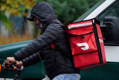 DoorDash to deliver alcohol across 20 U.S. states, Canada and Australia By Reuters