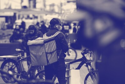 The Fight to Rein in Delivery Apps